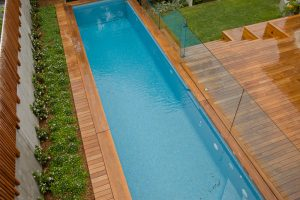 Pool decking by SWI Sydney wood Industries Timber wood supplies