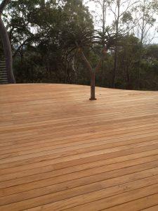 Sydney Wood Industries Mahogany Quality Decking Supplies
