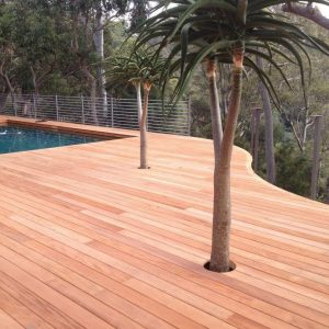 Sydney Wood Industries Mahogany Decking Supplies