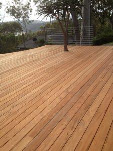 Sydney Wood Industries Mahogany Decking Supplies